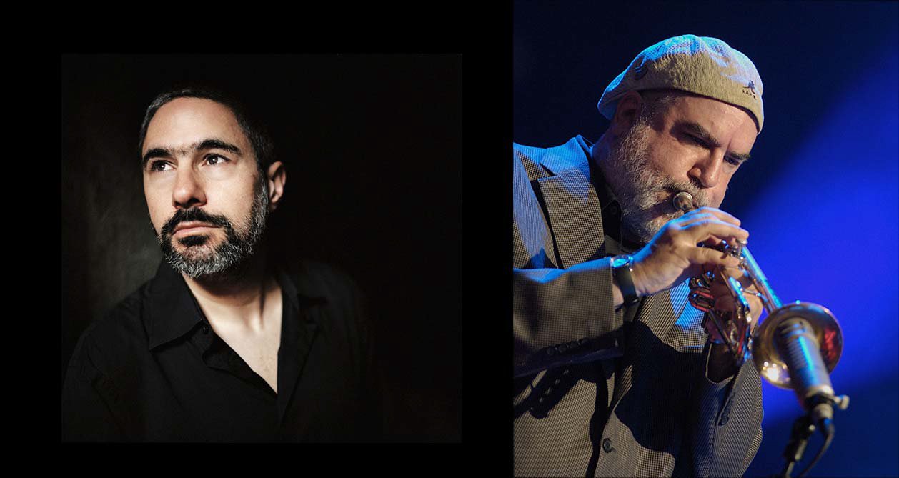 Jean-Michel Pilc and Randy brecker